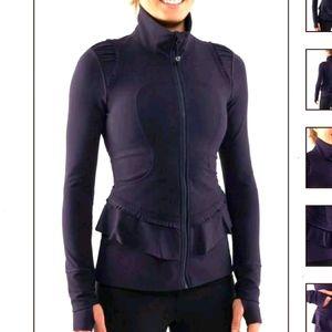 Lululemon City to Yoga Jacket
